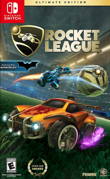 Rocket League Ultimate Edition Switch coverM (ADMMC)