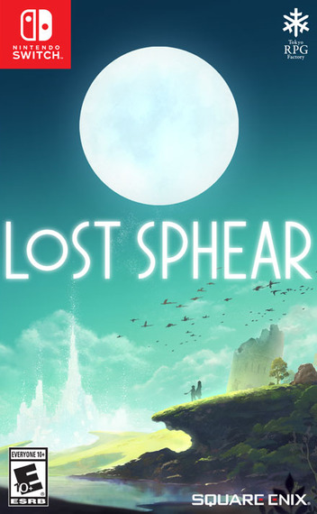 Lost Sphear Switch coverM (ADWYA)