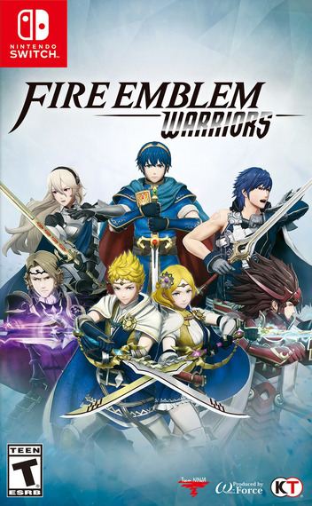 Fire Emblem Warriors Switch coverM (ADXHB)