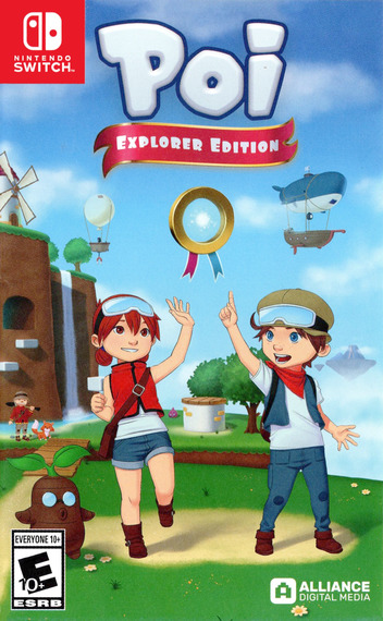 Poi: Explorer Edition Switch coverM (AEABB)