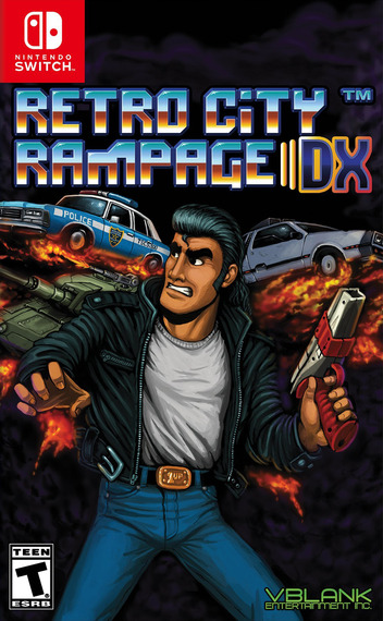 Retro City Rampage DX Switch coverM (AECRA)