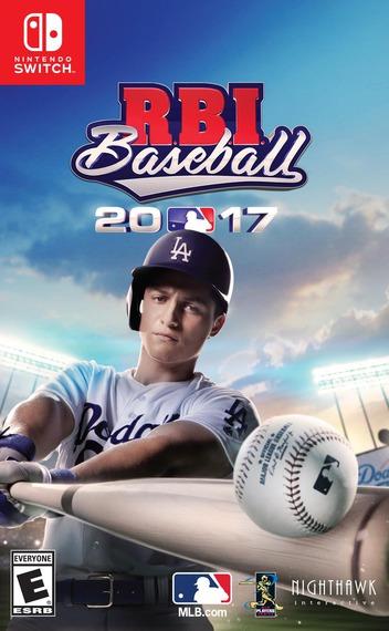 R.B.I. Baseball 17 Switch coverM (AEG7A)