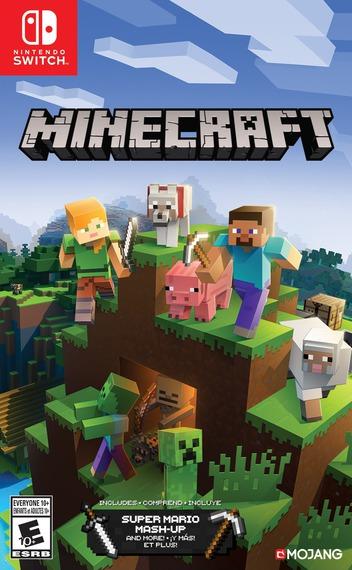 Minecraft Switch coverM (AEUCA)