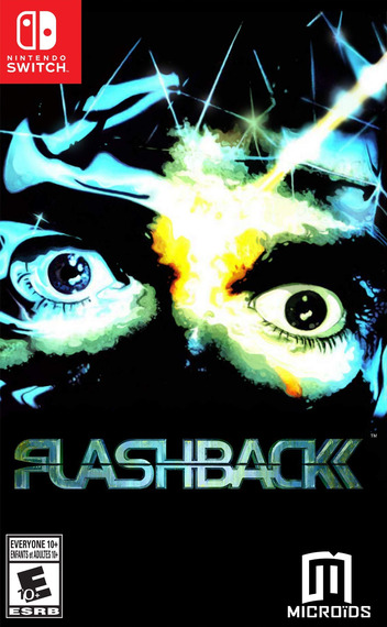 Flashback Switch coverM (AFD5A)