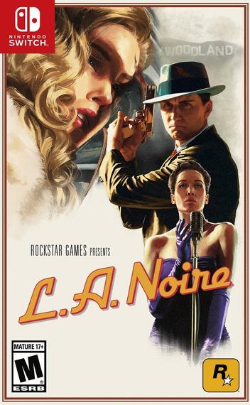 L.A. Noire Switch coverM (AFQMA)
