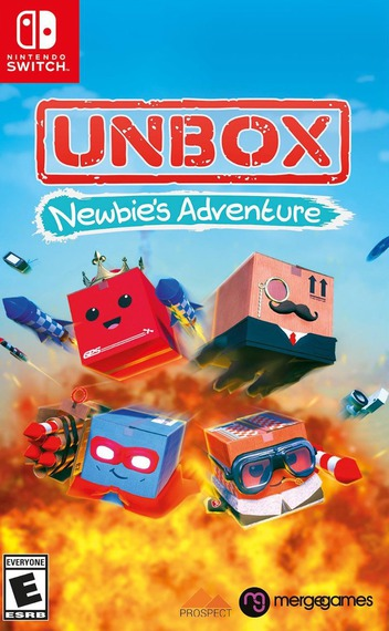 Unbox: Newbie's Adventure Switch coverM (AFVPA)