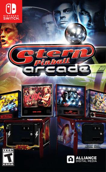 Stern Pinball Arcade Switch coverM (AGLQA)