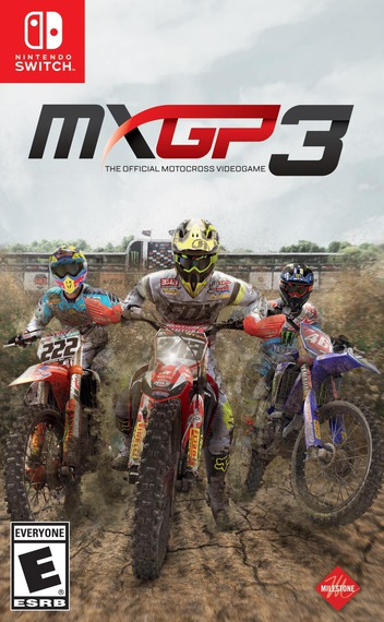 MXGP3: The Official Motocross Videogame Switch coverM (AGXWA)