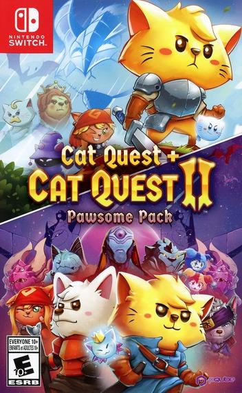 Cat Quest Switch coverM (AH79A)