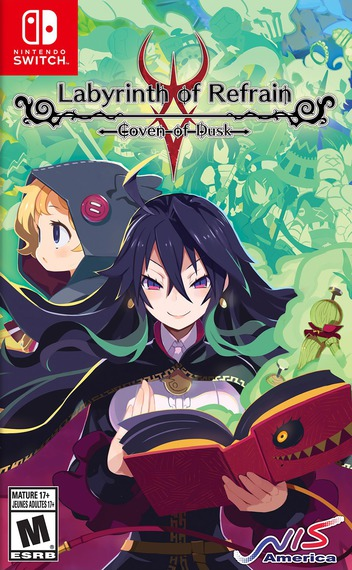 Labyrinth of Refrain - Coven of Dusk Switch coverM (AKW2B)