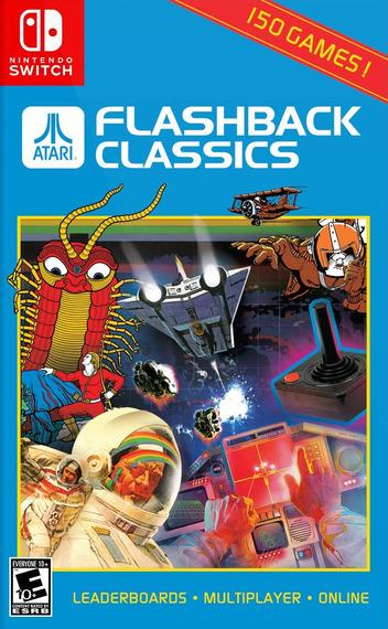 Atari Flashback Classics Switch coverM (AMDFA)
