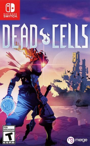 Dead Cells Switch coverM (ANXTA)