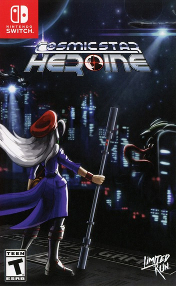 Cosmic Star Heroine Switch coverM (APH5A)