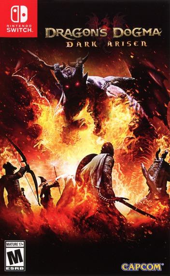 Dragons Dogma - Dark Arisen Switch coverM (APTYB)