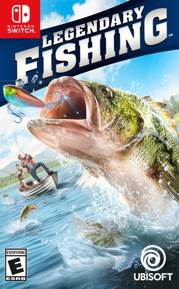 Legendary Fishing Switch coverM (AQLGA)