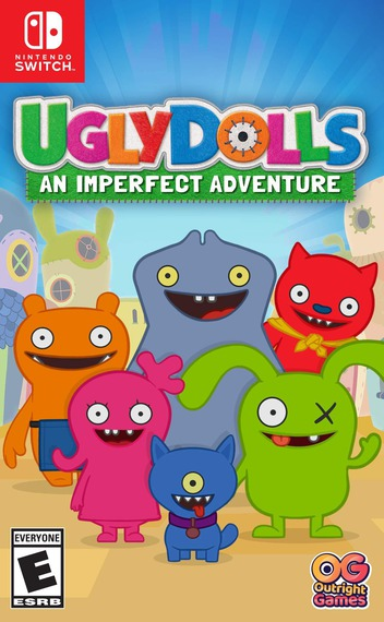 UglyDolls An Imperfect Adventure Switch coverM (AQNVA)