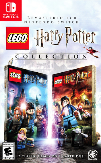 LEGO Harry Potter Collection Switch coverM (AQPZA)