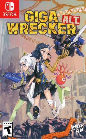 Giga Wrecker Alt Switch coverM (ARHKA)