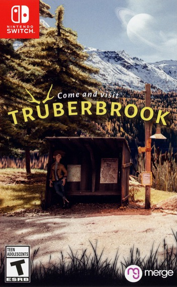 Truberbrook Switch coverM (AS49C)