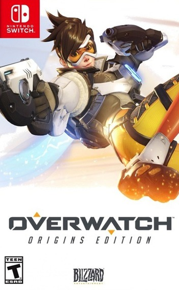 Overwatch Switch coverM (AT8TG)