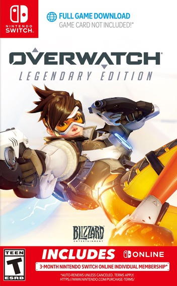 Overwatch Switch coverM2 (AT8TG)
