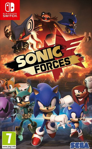 Sonic Forces Switch coverMB (ABQLB)