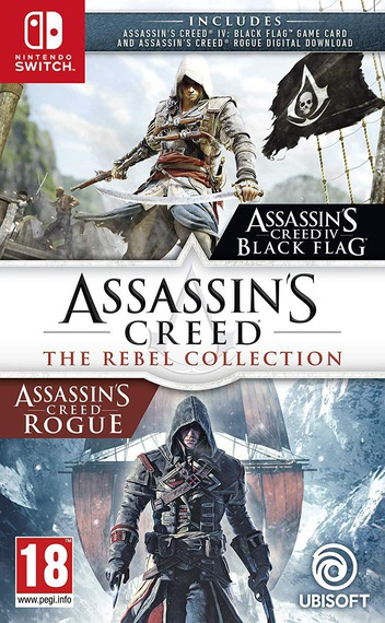 Assassin's Creed: The Rebel Collection Switch coverMB (ATXEA)