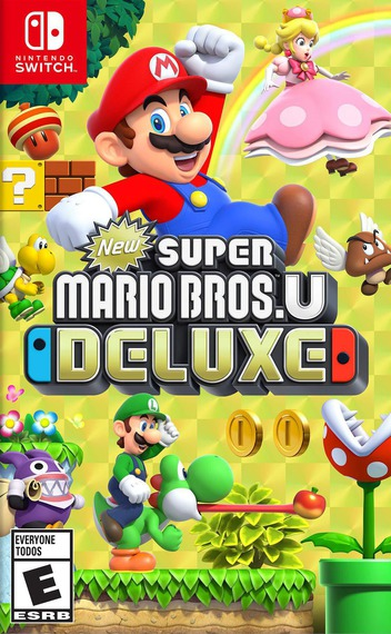 New Super Mario Bros. U Deluxe Switch coverMB (ADALA)