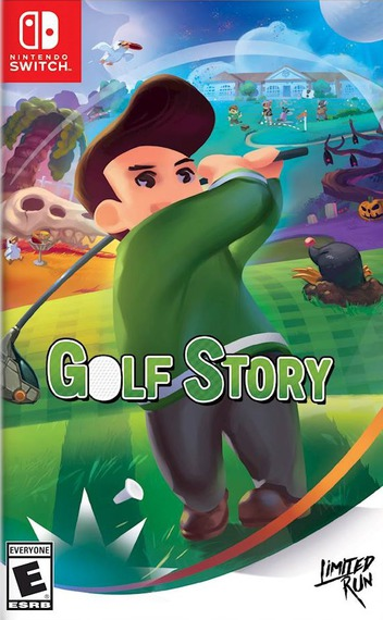Golf Story Switch coverMB (AECZC)