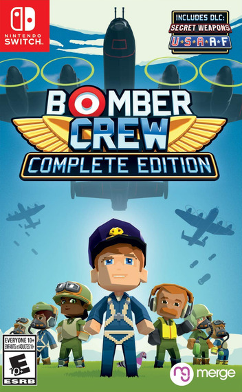 Bomber Crew: Complete Edition Switch coverMB (AKXGD)