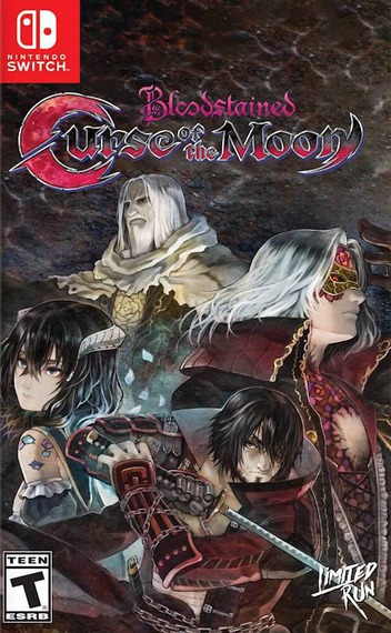 Bloodstained: Curse of the Moon Switch coverMB (AP4ZA)