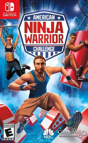American Ninja Warrior - Challenge Switch coverMB (APABA)