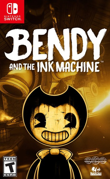 Bendy and the Ink Machine Switch coverMB (AQ8UA)