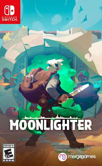 Moonlighter Switch coverMB (AQE3A)