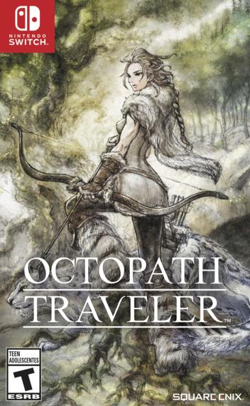 Octopath Traveler Switch coverMB2 (AGY7B)