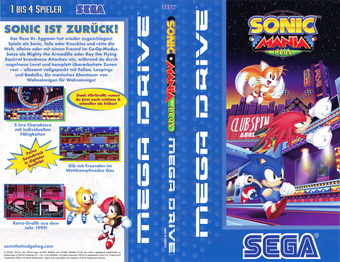 Sonic Mania Plus Switch cover (ABD7C)