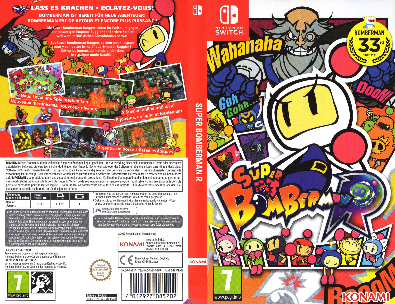 Super Bomberman R Switch coverfullHQ (AAB8A)