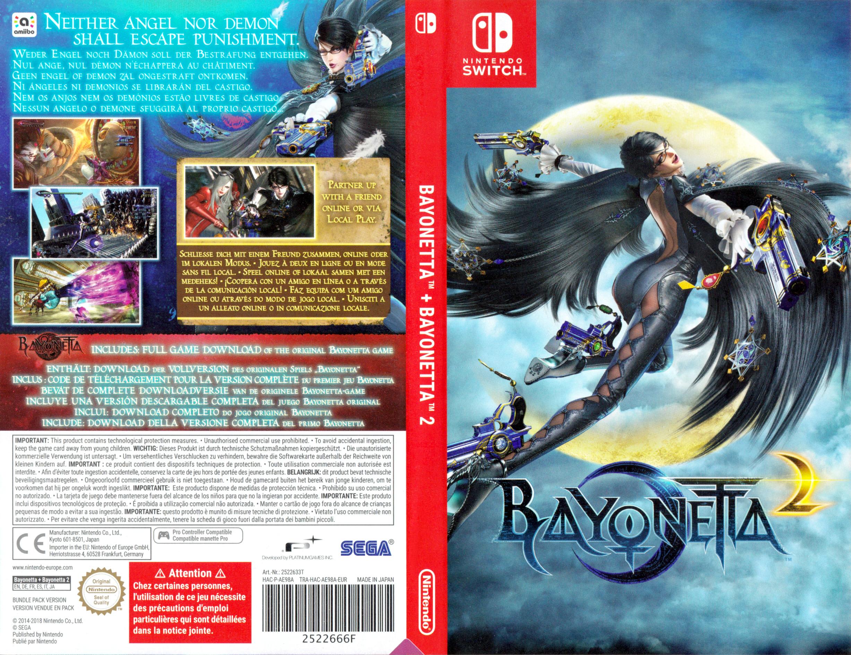 Bayonetta 2 Switch coverfullHQ (AE98A)