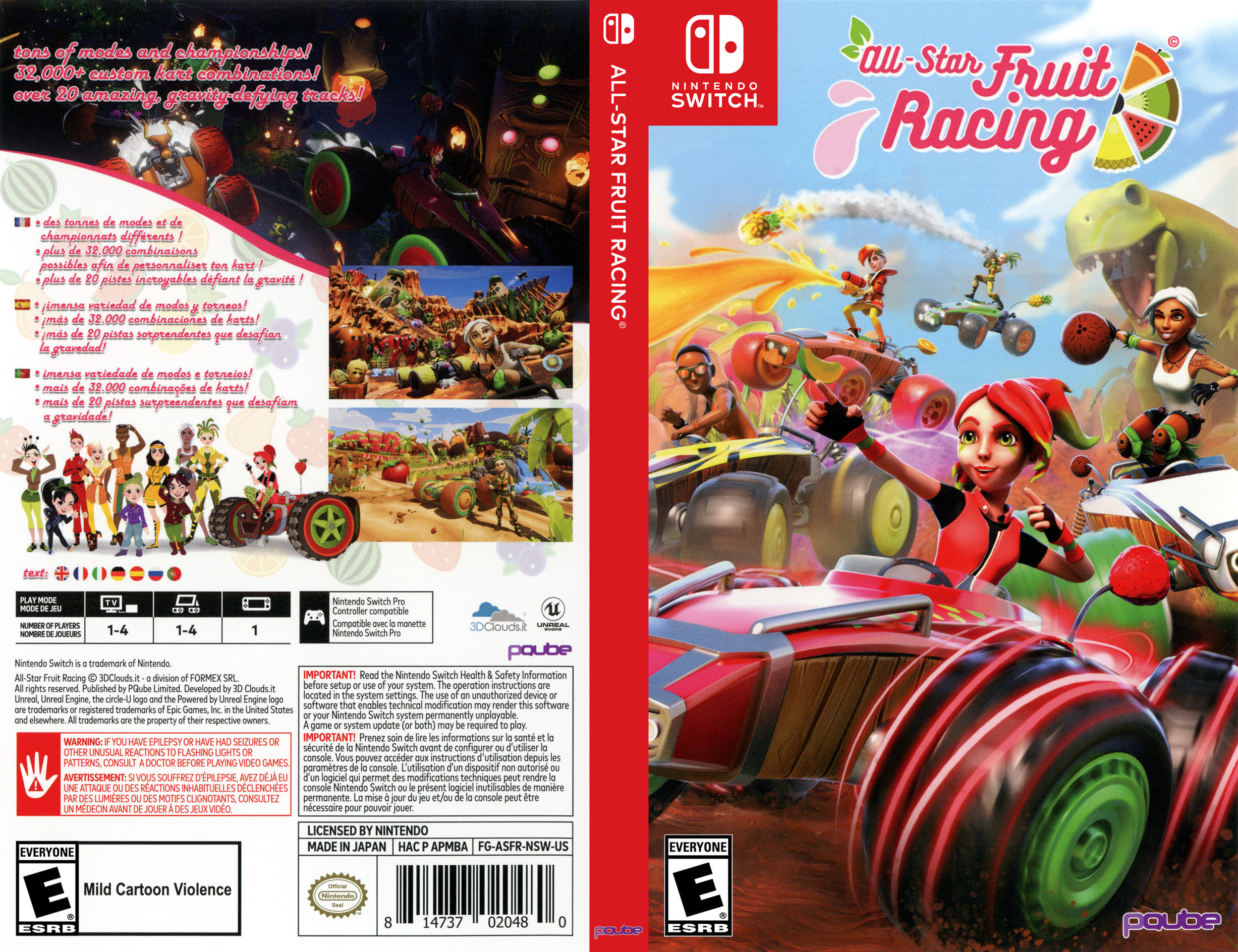 All-Star Fruit Racing Switch coverfullHQ (APMBA)