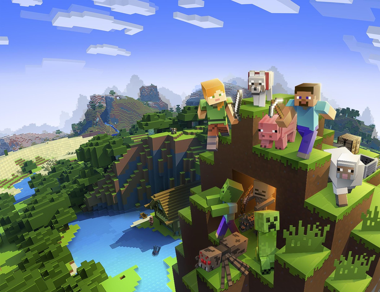 Minecraft Switch coverfullHQ2 (AEUCA)