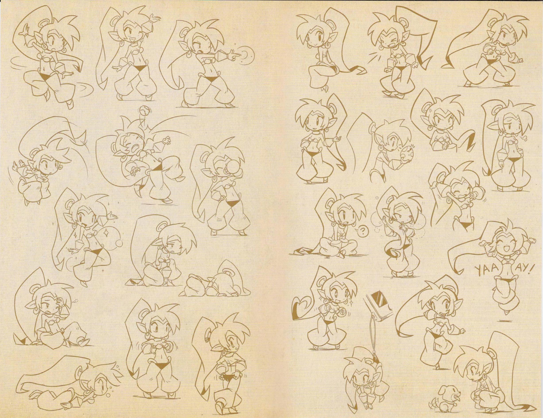 Shantae: Half-Genie Hero Ultimate Edition Switch coverfullHQ2 (AMSGA)