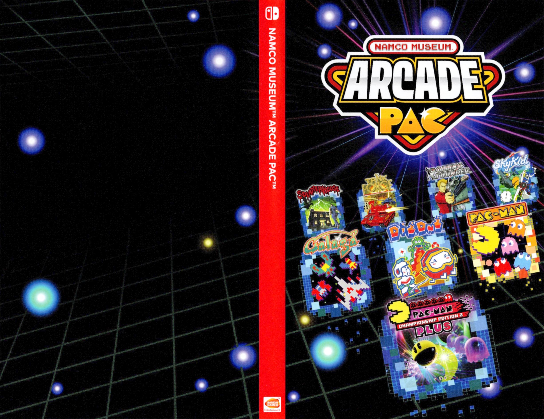 Namco Museum Arcade Pac Switch coverfullHQ2 (AP3MA)