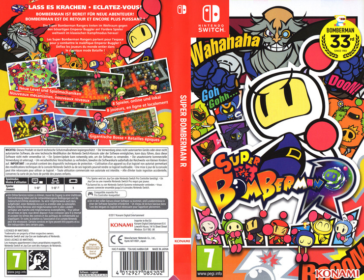 Super Bomberman R Switch coverfullM (AAB8A)