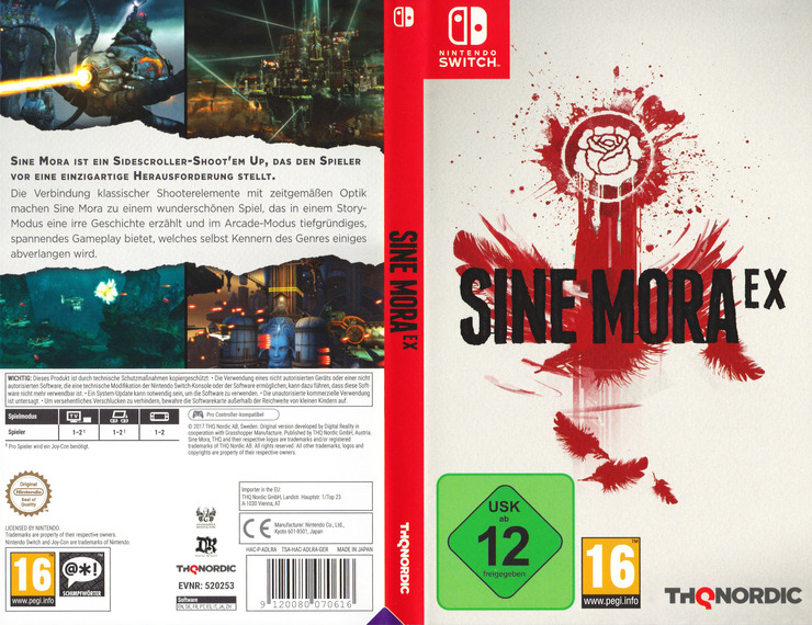 Switch coverfullM (ADLRA)