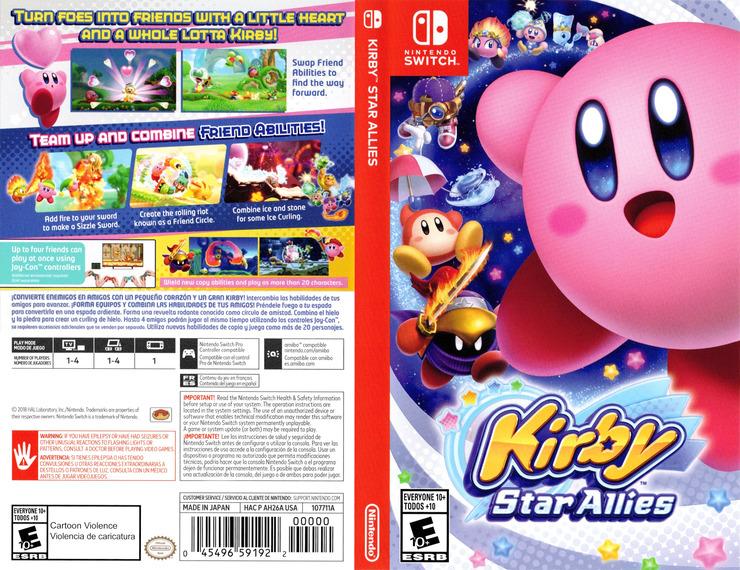 Kirby Star Allies Switch coverfullM (AH26A)
