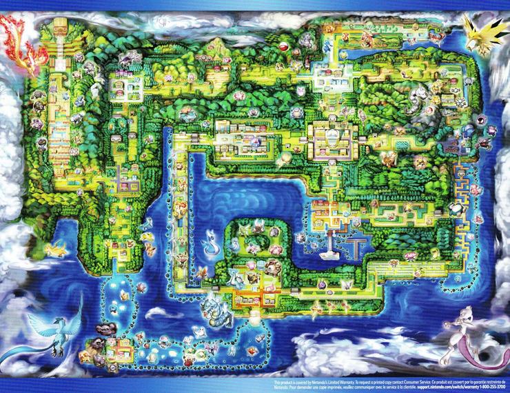 Pokémon: Let's Go, Eevee! Switch coverfullM2 (ADW3A)