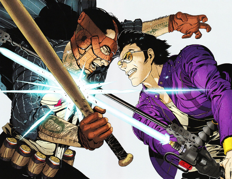 Travis Strikes Again - No More Heroes Switch coverfullM2 (AR9RA)
