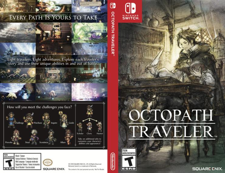 Octopath Traveler Switch coverfullMB (AGY7B)
