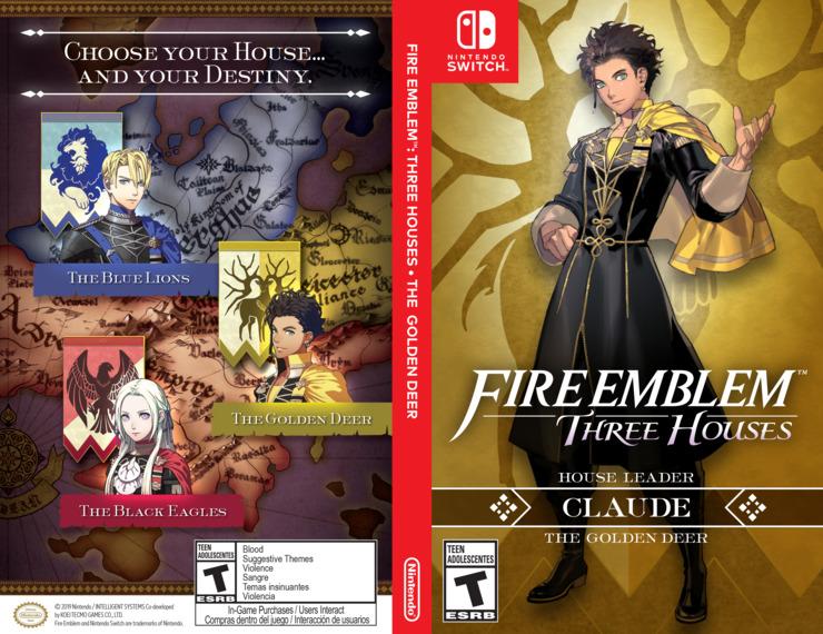Fire Emblem: Three Houses Switch coverfullMB2 (ANVYA)