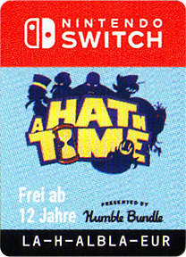 A Hat in Time Switch cover (ALBLA)